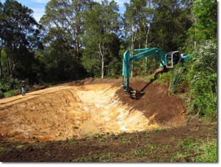 bliss_permaculture-earthwork-dam