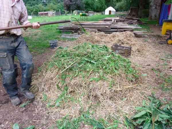 Как правильно сделать горячий ускоренный компост за 18 дней