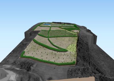 Эскизный проект. 3D визуализация.
